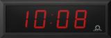 Цифровые часы для помещений
