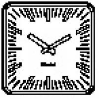 Аналоговые часы Bodet BT460