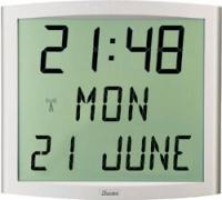 Цифровые LCD часы Cristalys Date