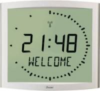 Цифровые LCD часы Cristalys Elipse