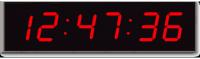 Цифровые часы Wharton 4010E.100.R.S