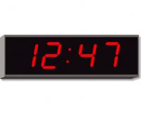 Цифровые часы Wharton 4200N.057.R.S.PoE