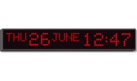 Часы-календарь Wharton 4500E.05.R.S