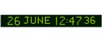 Часы-календарь Wharton 4510E.12.G.S