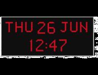 Часы-календарь Wharton 4520N.12.R.DS