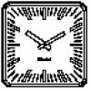 Аналоговые часы Bodet BT480