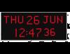 Часы-календарь Wharton 4530E.12.R.S