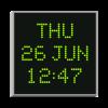 Часы-календарь Wharton 4540N.05.G.S.PoE