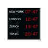Табло мирового времени Wharton 4720E.05.x.S