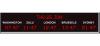 Табло мирового времени Wharton 4750E.05x.S